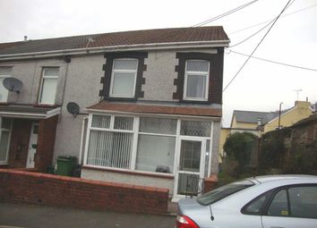 Thumbnail 3 bed end terrace house to rent in Coronation Terrace, Pontypridd
