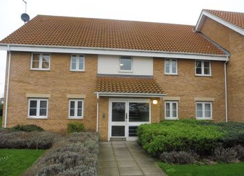 Thumbnail 2 bed flat for sale in Lime Kiln Close, Peterborough