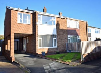 Thumbnail 4 bed semi-detached house for sale in Ashley Close, Wrenthorpe, Wakefield