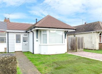Thumbnail 2 bed semi-detached bungalow for sale in Orient Road, Lancing, West Sussex