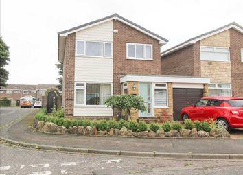 Thumbnail 3 bed detached house for sale in Langdale Drive, Cramlington