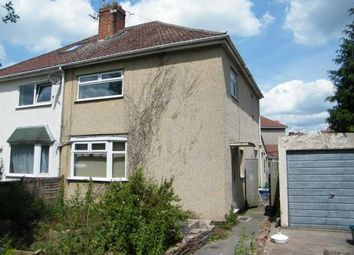 Thumbnail 3 bed semi-detached house for sale in Manor Road, Fishponds, Bristol