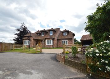 Thumbnail 5 bed detached house for sale in London Road, Coldwaltham