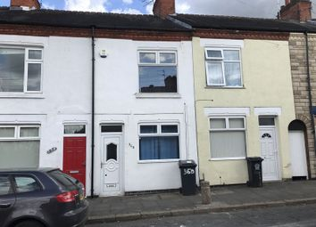 Thumbnail 2 bedroom terraced house for sale in Western Road, Leicester LE3, Leicester,