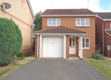Thumbnail 3 bed detached house for sale in Rigby Close, Beverley