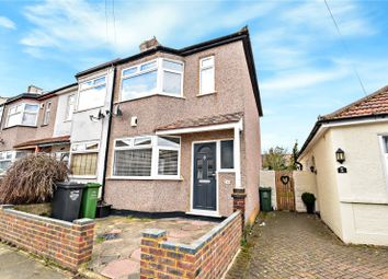 Thumbnail 3 bed end terrace house for sale in Beaconsfield Road, Bexley, Kent