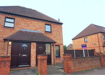 Thumbnail 1 bed end terrace house for sale in Fleetwood Court, London