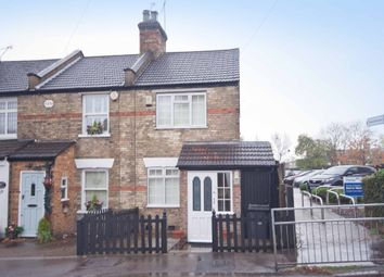 Thumbnail 2 bed end terrace house for sale in Camden Row, Cuckoo Hill, Pinner