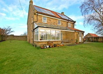 Thumbnail 4 bedroom detached house to rent in South Back Lane, Terrington, York