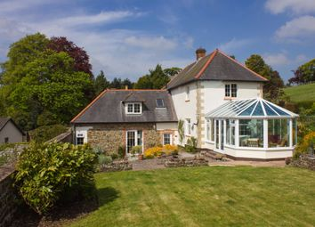 Thumbnail 5 bedroom detached house for sale in Bouchiers Close, North Tawton