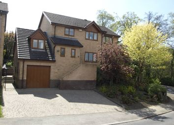 Thumbnail 4 bed detached house for sale in Moorside Avenue, Penistone, Sheffield