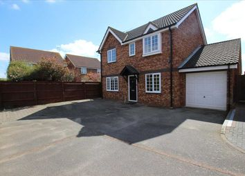 Thumbnail 4 bedroom detached house for sale in Haskins Walk, Grange Farm, Kesgrave, Ipswich