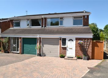Thumbnail 3 bed semi-detached house for sale in Chestnut Spinney, Droitwich Spa, Worcestershire