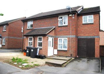 Thumbnail 3 bed semi-detached house for sale in Harvester Close, Middleleaze, Swindon