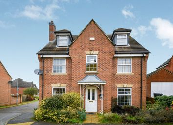Thumbnail 5 bed detached house for sale in Rosemary Way, Downham Market