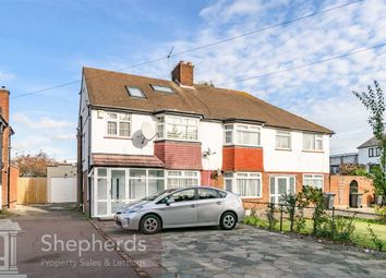 Thumbnail 5 bed semi-detached house for sale in Carterhatch Lane, Enfield, Greater London