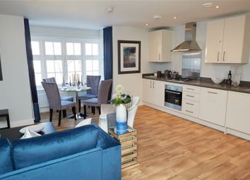 Thumbnail 1 bed flat for sale in 3 Cascade Close, Marden, Tonbridge, Kent