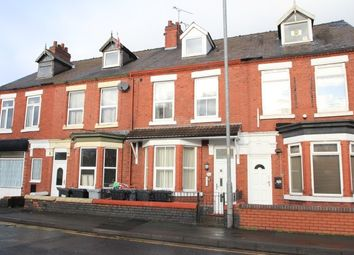 Thumbnail 5 bed terraced house for sale in West Street, Crewe