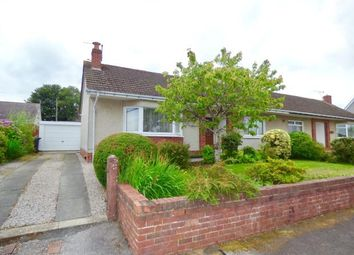 Thumbnail 3 bed semi-detached bungalow for sale in Georgetown Crescent, Dumfries, Dumfries And Galloway