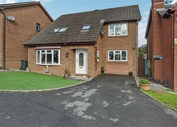 4 bed detached house for sale in Rydon Acres, Kingsteignton, Newton Abbot, Devon. TQ12