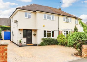 Thumbnail 3 bed semi-detached house for sale in Burlington Road, Burnham, Buckinghamshire