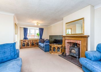 Thumbnail 4 bed detached house for sale in The Square, Oakthorpe, Swadlincote
