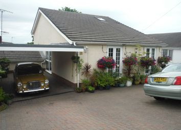 Thumbnail 4 bed detached house for sale in Heatherslade Close, Mumbles, Swansea
