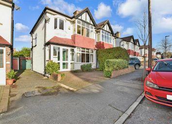 Thumbnail 3 bed semi-detached house for sale in Bandon Rise, Wallington, Surrey