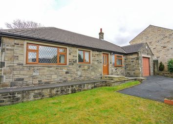 Thumbnail 3 bedroom detached bungalow for sale in Pond Lane, Lepton, Huddersfield
