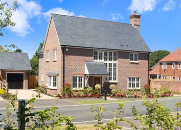 Thumbnail 4 bed detached house for sale in Saxon Way, Maidstone, Kent