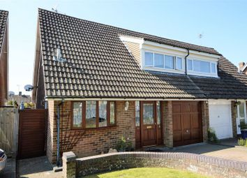 Thumbnail 4 bed semi-detached house for sale in Kingscote Road, Cowplain, Waterlooville