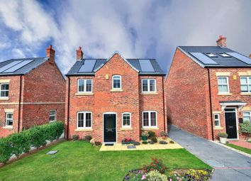 Thumbnail 3 bed detached house for sale in Sycamore Drive, Sowerby, Thirsk