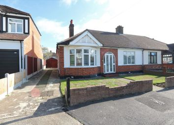 Thumbnail 2 bed semi-detached bungalow to rent in Waverley Gardens, Grays