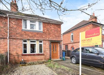 Thumbnail 3 bed semi-detached house for sale in Canning Crescent, Oxford