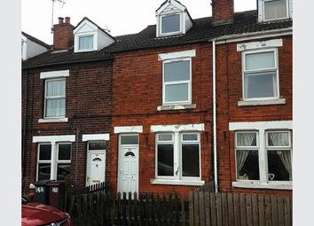 Thumbnail 2 bed terraced house for sale in 147 Clowne Road, Stanfree, Derbyshire