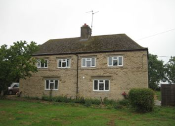 Thumbnail 3 bed detached house to rent in Blatherwycke, Peterborough