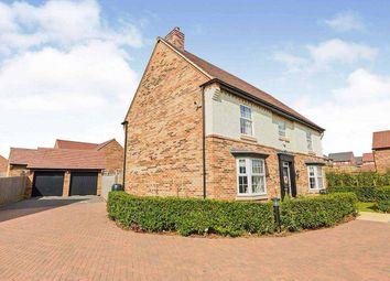 Thumbnail 5 bed detached house for sale in Hoskins Lane, Newton Solney, Burton-On-Trent, Derbyshire