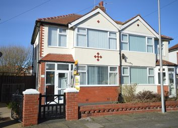 Thumbnail 3 bed semi-detached house for sale in Redeswood Avenue, Thornton-Cleveleys