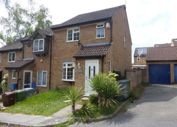 Thumbnail 3 bed end terrace house to rent in Suters Drive, Taverham, Norwich