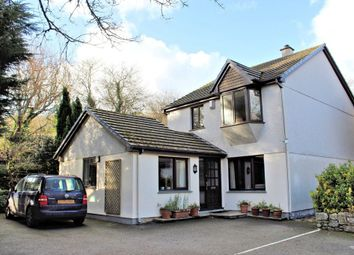 Thumbnail 4 bedroom detached house for sale in Budock Water, Falmouth