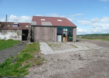 Thumbnail Land for sale in Leuchars, By St Andrews