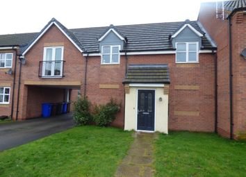 Thumbnail 2 bed flat to rent in Panama Road, Burton-On-Trent