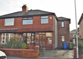 Thumbnail 4 bedroom semi-detached house for sale in Hunt Street, Atherton, Manchester