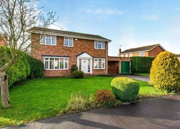 Thumbnail 4 bed detached house for sale in Meadow Court, Scruton, North Yorkshire