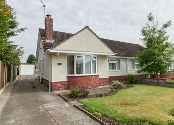 Thumbnail 2 bed semi-detached bungalow for sale in Dukes Crescent, Sandbach