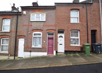 Thumbnail 2 bed terraced house for sale in Cambridge Street, Luton