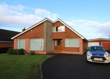 Thumbnail 4 bed detached house to rent in Silverbirch Road, Bangor