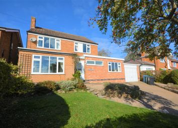 Thumbnail 4 bed detached house for sale in Normanton Lane, Keyworth, Nottingham