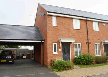 Thumbnail 2 bedroom end terrace house to rent in Little Highwood Way, Brentwood