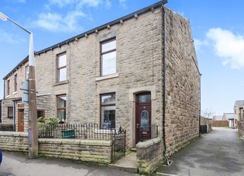 Thumbnail 2 bed terraced house for sale in Queen Street, Hadfield, Glossop